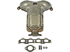 Fits Kia Spectra5 2005-2009 Catalytic Converter; Exhaust Manifold  Integrated