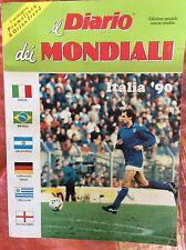 ALMANACCO MONDIALI CALCIO ITALIA 90 MONDIALE COPPA MONDO DIARIO DEI MONDIALI F.E