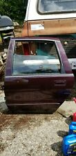 1994 1995 1996 Chevy Impala SS Black Cherry Rear Driver Door 94 95 96