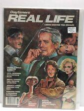 DAYTIMERS REAL LIFE MAGAZINE 1983 Vol.5 #4 (VF) OSCARS, E.T., Dustin Hoffman