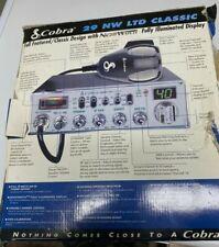 """COBRA 29 LTD CLASSIC NW CUSTOM RADIO,""""SUPER TUNED"""" ((SKIP TALKING^^^SKY WALKER))"""