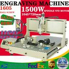 USB 4 Axis 1.5KW CNC 6090 Router Milling Engraving Cutting Machine+Controller CE