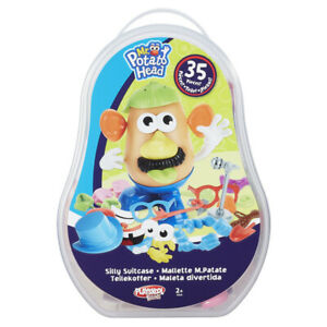 Playskool Mr. Potato Head Silly Suitcase Parts and Pieces Playset