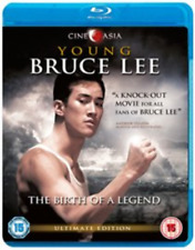 Tony Leung Ka Fai, Jin Auyeung-Young Bruce Lee  Blu-ray NEW