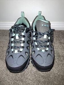 Hi-Tec Quixhill Waterproof Hiking Shoes Size 7 - Never Worn