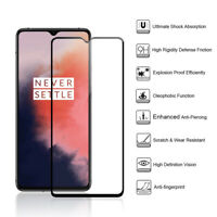 [1/2-Pack] For One Plus 7T 9H Premium Tempered Glass Screen Protector Cover A++