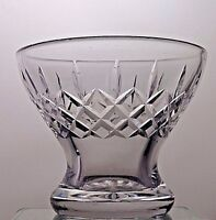 BEAUTIFUL DESIGN CUT GLASS LEAD CRYSTAL VASE