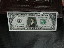 USA - VERITABLE Billet 1 DOLLAR - PROFESSEUR TOURNESOL - COLLECTION TINTIN NEUF