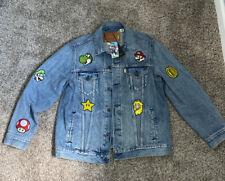 Levis X Super Mario Vintage Fit Trucker Jacket XL