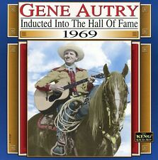 Gene Autry - Country Music Hall of Fame 1969 [New CD]