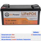Best Marine Batterys - 12V 50Ah 100Ah 150Ah 200Ah Lithium lifepo4 Battery Review