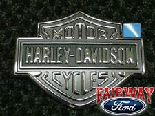 Super Duty F250 F350 OEM Genuine Ford Parts Harley Davidson Tailgate Emblem NEW