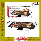 NEW QUEST 2000W Electric Teppanyaki Table Grill Griddle BBQ Skillet Hot Plate