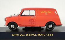 IXO 1/43 Morris Mini Van Royal Mail 1965 rot OVP #2853