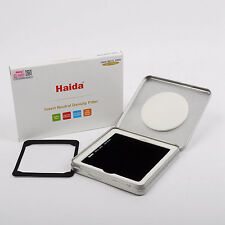 Haida 100x100mm ND 3.0 1000x 10 Stop Insert Square Neutral Density Glass Filters