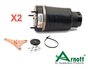 2 Air Suspension Spring Kits ARNOTT Front Replace Mercedes OEM # 164320591339