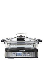 NEW Cuisinart Cook Fresh Digital Glass Steamer  STM-1000XA