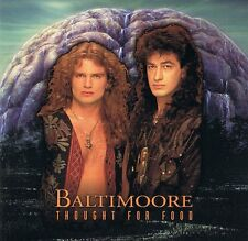 BALTIMOORE - Thought for Food - CD Album NEU - Like Rolling A Cigarette