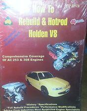 How To Rebuild & Hotrod Holden V8 253&308 Workshop Repair Manual EP.HV8