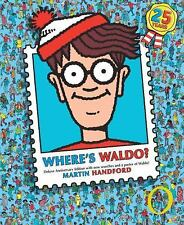 Where's Waldo? by Martin Handford (2012, Hardcover, Anniversary, Deluxe)