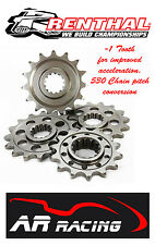 Renthal 15 T Front Sprocket 285-530-15 for Yamaha FZR 1000 1987-1988 530 pitch