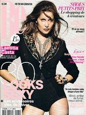 Laetitia CASTA Mag BE N° 79