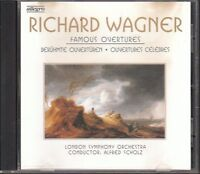 CD  61 RICHARD WAGNER  FAMOUS OVERTURES