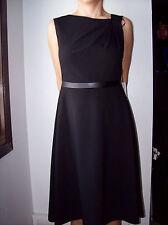 Calvin Klein Black Dress Size 10