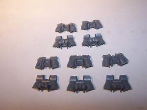 5 Space Marine Vanguard Veteran Jump Packs (bits auction)