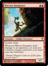 Warren Instigator PL MTG Zendikar Magic