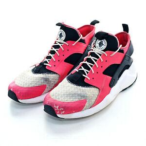 Nike Air Huarache Run Ultra Siren Red Running Shoes US 13/ UK 12 - USED
