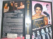 Michael Jackson The Legend Continues Motown Presents VHS FSK ohne Altersb. gebr