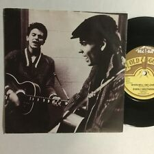 "The Everly Brothers When Will I Be Loved Be Bop A Lula 7"" PC Record"