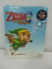 Legend of Zelda Phantom Hourglass Premiere Official Game Guide EB Exclusive Edit