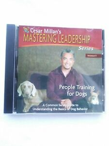 People Training for Dogs Cesar Millan's Mastering Leadership Series, Vol 1 Audio