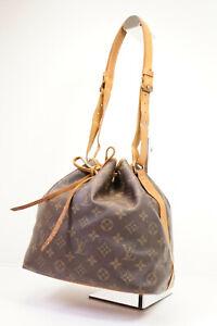 Auth Pre-owned Louis Vuitton Vintage Monogram Petit Noe Bag Purse M42226 210318