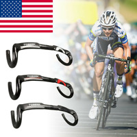 Carbon Fiber Bicycle Handlebar Ultralight Bike Drop Bars Road Bike Bar MTB Parts