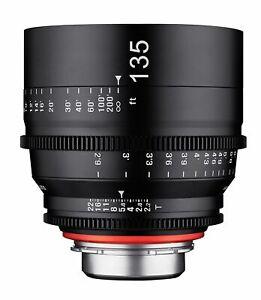 Rokinon Xeen 135mm T2.2 Professional Cine Lens for Nikon Mount - Nikon