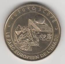 -- 2000 MEDAILLE JETON MONNAIE DE PARIS -- 86 130 FUTUROSCOPE PARC EUROPEEN ....