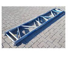 Gitterträger U-Auflage 3,07m Stahl Layher Alifx Allround Modulgerüst Gerüste