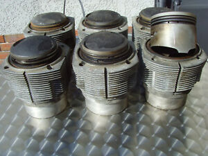 Porsche 911T 2,2  Satz  Kolben Zylinder