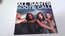 "ALL SAINTS ""BOOTIE CALL"" CD SINGLE 2 TRACKS"