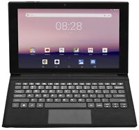 """EVOO 11.5"""" Android Tablet EV-A-116-1-BKKB with Docking Keyboard, Quad Core, 32GB"""