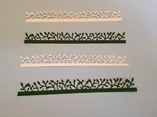 20 x Woodland Border die cuts ** free postage**
