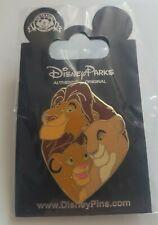 Pin's Disney Simba Roi Lion