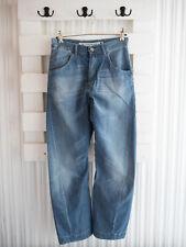 Vintage Levis Engineered High Waist Unisex Denim Jeans Size W29 Blue
