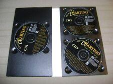 AL MARTINO COMPILATION BOX 3 CD 36 CHANSONS EN TBE