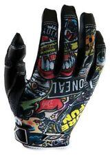 O'Neal Jump Crank 2016 Black MX Gloves - Size L