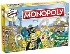 The Simpsons MONOPOLY®  8+ 2-6 players 60+ minutes