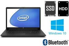 """NOTEBOOK HP 17-BY - 256GB SSD +1TB - 16GB RAM - WINDOWS 10 PRO - 17.3"""" TFT MATT"""